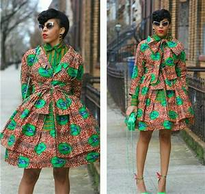 African Chic African Print Ankara Style Inspiration