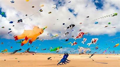 Windows Bing Corralejo Kites 4k Wallpapers 8k