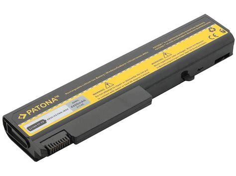 Patona Notebooks Laptops Ersatzakku 4400 mAh für HP
