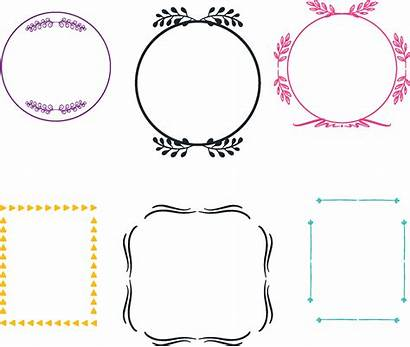Label Printable Round Template Templates Oval Printables