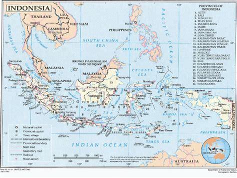 indonesias future prospects separatism decentralisation