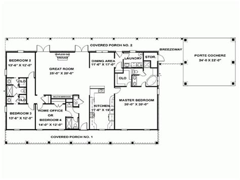 single level house plans eplans ranch house plan single southern