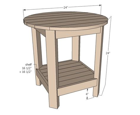 Bedroom End Tables Plans by White Build A Benchright End Tables Free And