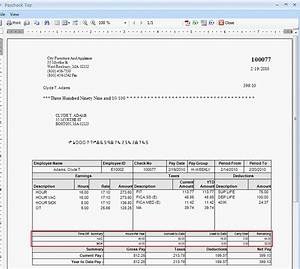 free payroll check stub template download With free payroll check stub template download