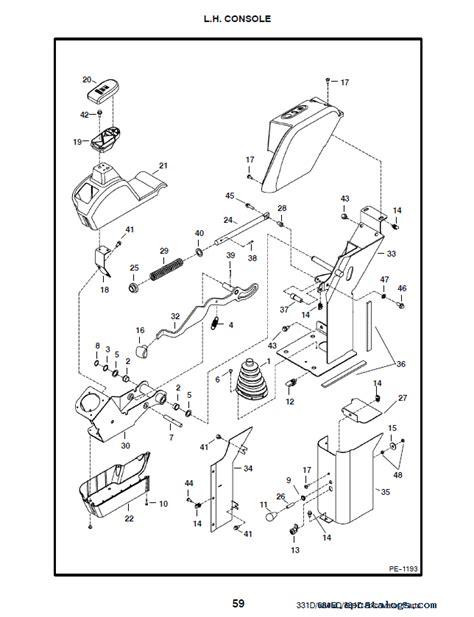 diagram bobcat  hydraulic diagram full version hd quality hydraulic diagram