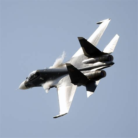 Russia Just Grounded Half Of Its Fighter Jets After A