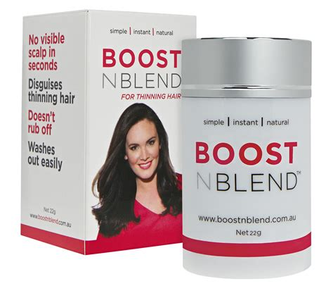 Trained Nurse And Boost N Blend Hair Loss Expert Bambi