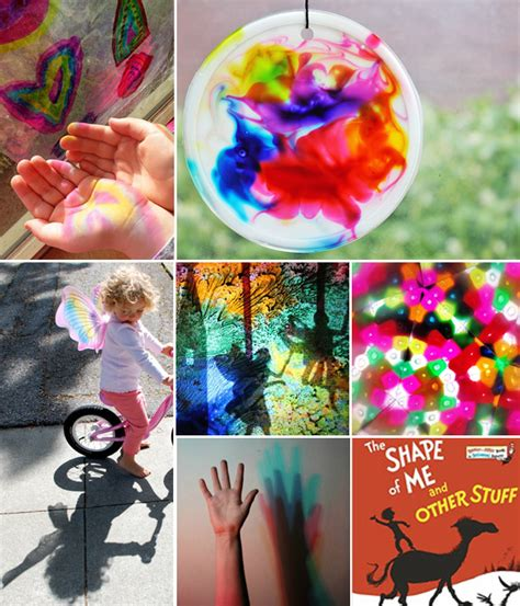 25 light activities for learning all about light and 964 | 24 Light and Shadow Activities for preschool kindergarten early elementary