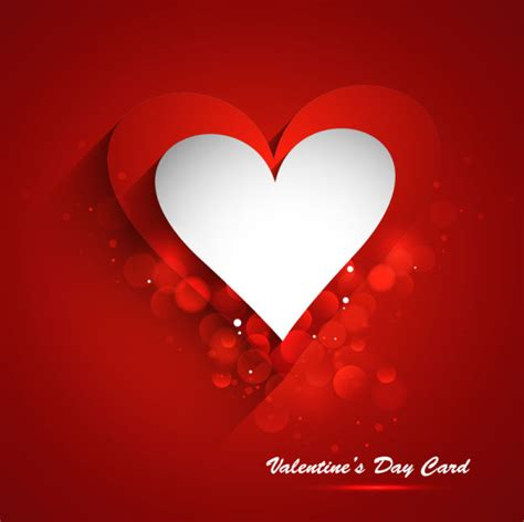 valentines card template free s day card template vector 10 titanui