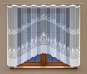Gardinen Meterware Online Shop : bogenstore mit gardinenband cybill bogenstores blumenfenster fertiggardinen vorh nge ~ Markanthonyermac.com Haus und Dekorationen