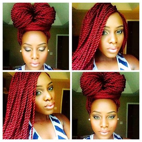 Different Hairstyles For Senegalese Twist by Spectacular Senegalese Twist Hairstyles Hairstyles 2017