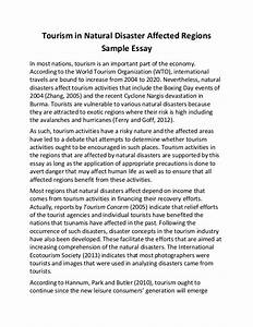 Essay On Natural Disasters Essay On Environment Pollution Essay On  Essay On Natural Disasters For Class  Short Personal Essays