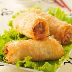 cuisine pratique et facile nem au porc recette sur cuisine actuelle