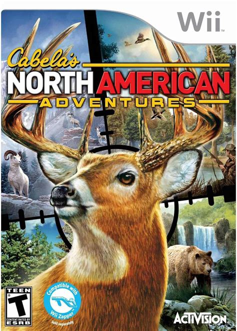 s big 2009 walkthrough trophy mule cabela s american adventures wii review any Cabela