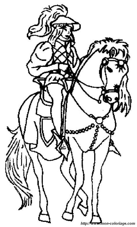 Colorare Principessa e Principe, disegno principe