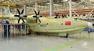 China Stages Maiden Flight of 'World's Biggest' Amphibious ...