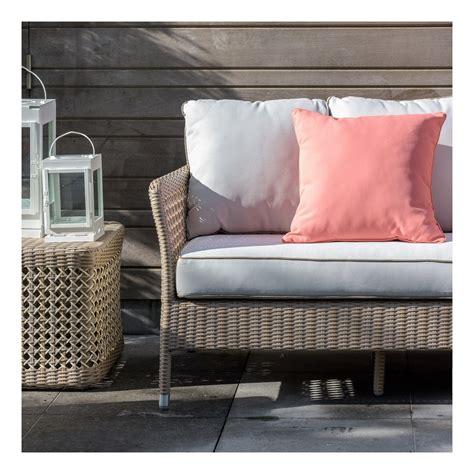 canape en resine tressee canapé de salon de jardin en résine tressée brin d 39 ouest