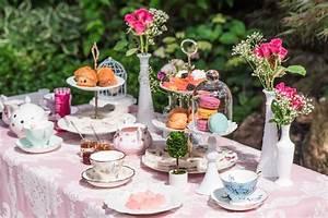 Kara's Party Ideas » Outdoor Afternoon Tea Party via Kara ...