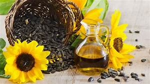 Sunflower Oil Benefits for Skin and Hair: Hydration ...