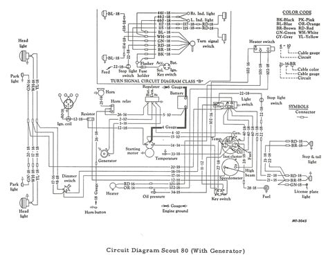generator wiring diagram and electrical schematics pdf free wiring diagram
