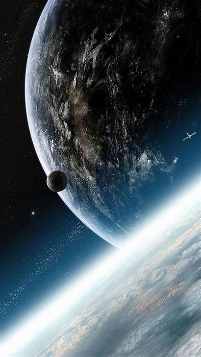 4k Phone Space Mobile Wallpapers Ultra Earth
