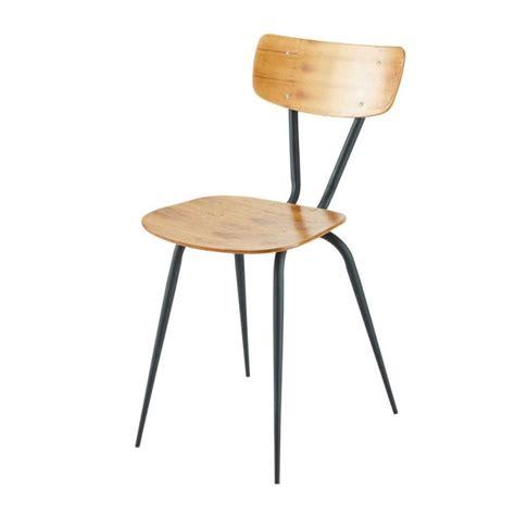 chaises maisons du monde 13 idées de chaise pour une déco industrielle