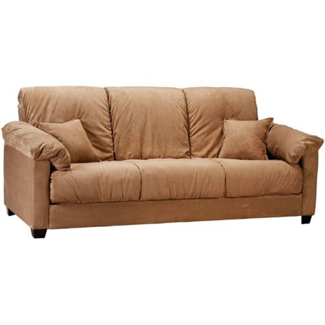 walmart furniture sofa bed montero convert a couch sofa bed mocha furniture