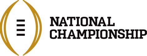 college football playoff national championship wikipedia