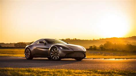 Aston Martin Vantage 4k 2018 Wallpapers