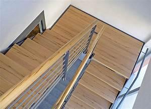 Holzstufen Auf Beton : holztreppen bei ~ Michelbontemps.com Haus und Dekorationen