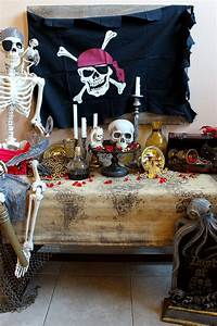 Spooky, Pirate, Party, Decorations