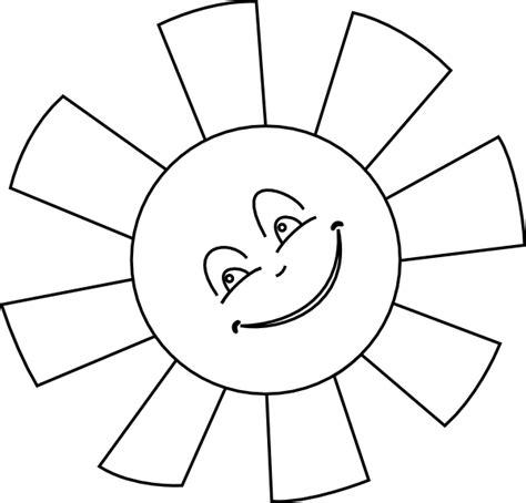 sun template sun outline clip at clker vector clip royalty free domain