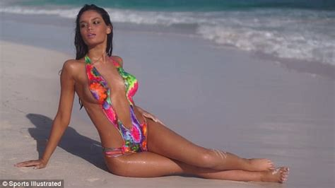Anne de Paula stars in Sports Illustrated's Swimsuit Issue ...
