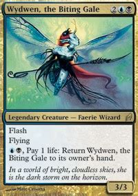 Faerie Deck Mtg Best by Mdn