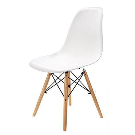 lot de 4 chaises blanches wv leisuremaster lot de 4 chaises blanches de salle à