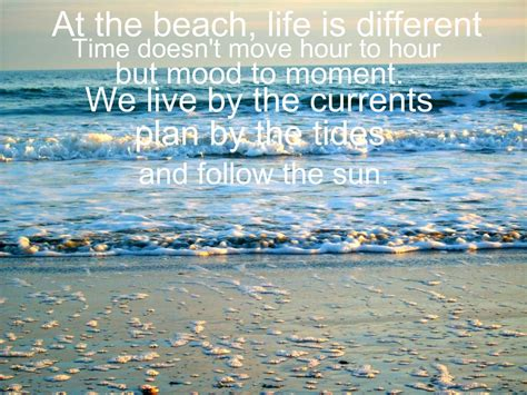 Beach Life Quotes And Saying. Quotesgram