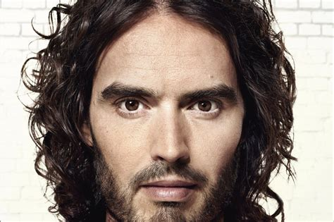 russell brand latest russell brand says he wants a revolution on point