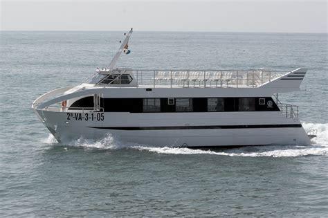 Passenger Catamaran Design by Catamaran Passenger Ferry Aresa 1650 Fcat
