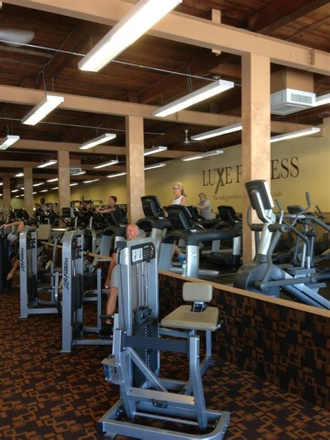 luxe fitness clubs 11 recensioni fitness 116 granite