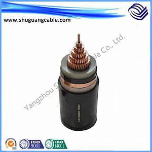 China Copper Conductor Coaxial Concentric Xlpe Insulated