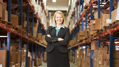 Warehouse Business Management Owner Manager Essence Woman