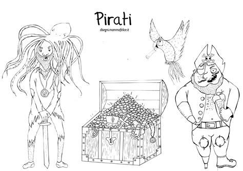 immagini pirati per bambini da stare disegno dei pirati da colorare disegni mammafelice