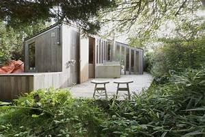 Contemporary Garden House Made of Poplar Wood – Poplar
