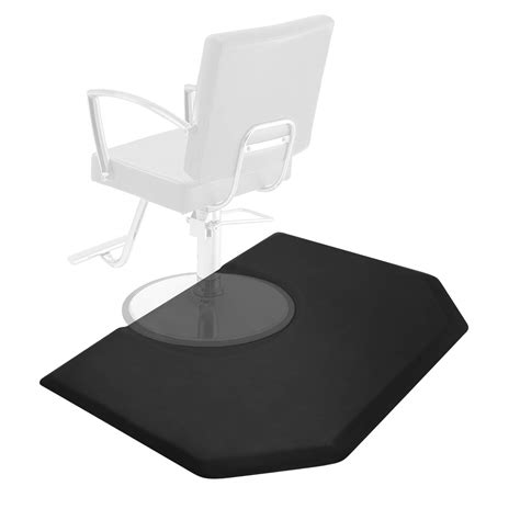 Chair Floor Mat Thick Carpet by 4 X 5 Hexagonal Anti Fatigue Salon Barber Chair Floor Mat