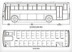72 Passenger School Bus Seating Chart School Bus Seating Chart Template Manualidades School