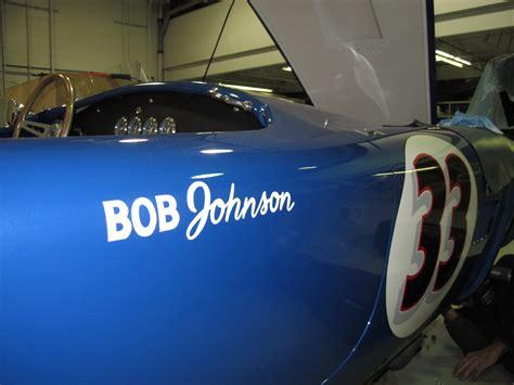 Bob Johnson Race Cobra