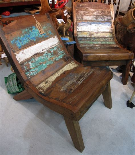 recycled timber chairs natural modern interiors recycled up cycled furniture grand designs live 2011 london