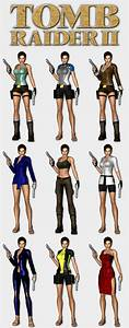 Lara Croft's Outfits of Tomb Raider Video Games | Triton World