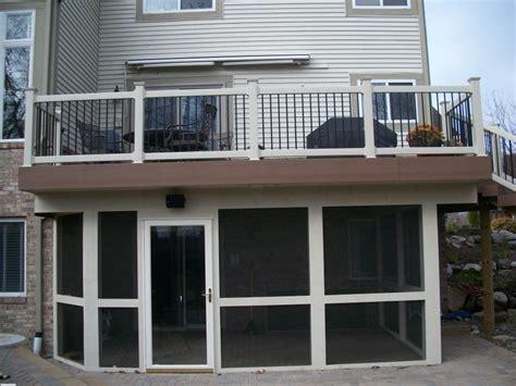 screen porch deck photos