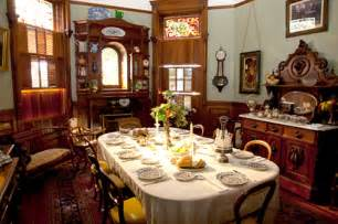 victorian dinner party articles advice
